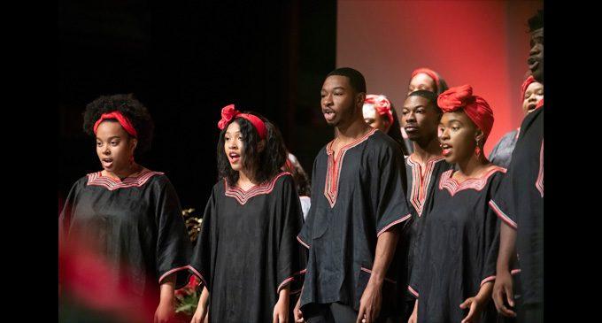 Getting spiritual with WSSU choirs