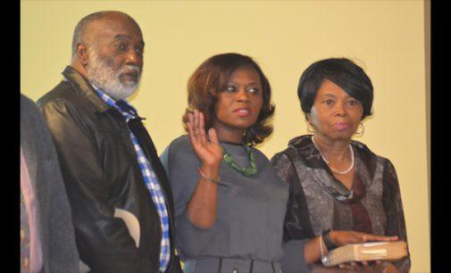 Educators take leadership of school board