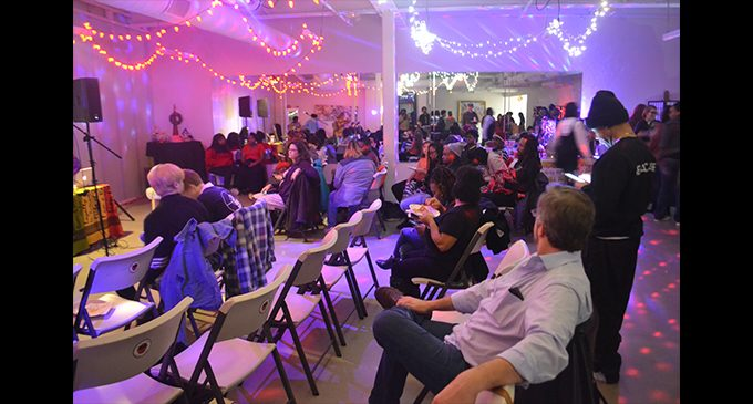 Word of Mouth Teen Experience draws diverse crowd