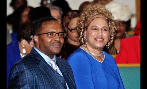 Antioch Baptist Church holds installation service for new pastor