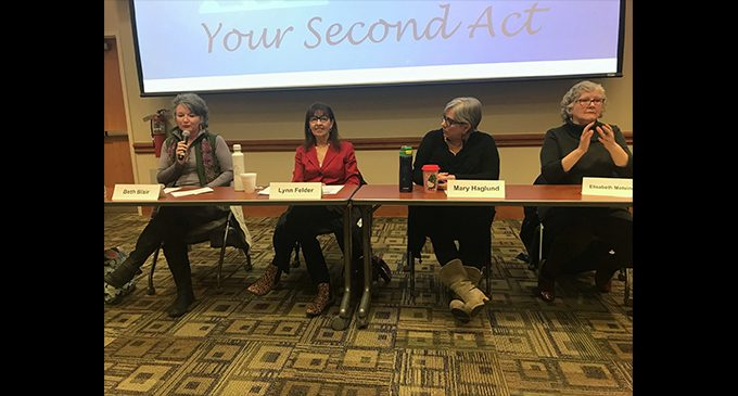 Panel inspires older adults to take 'Your Second Chance'