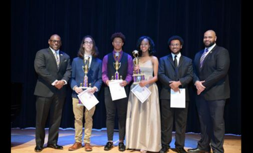 Psi Phi Chapter of Omega Psi Phi Fraternity hosts talent hunt