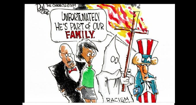 Editorial Cartoon: Racism