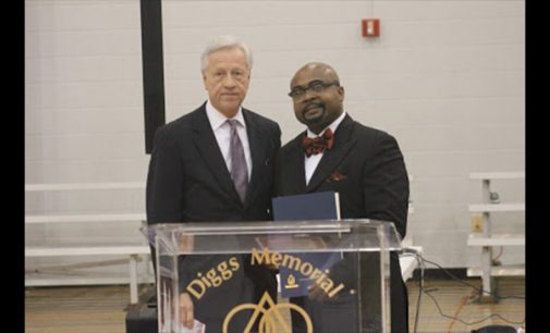 Pastor focuses on disaster relief efforts