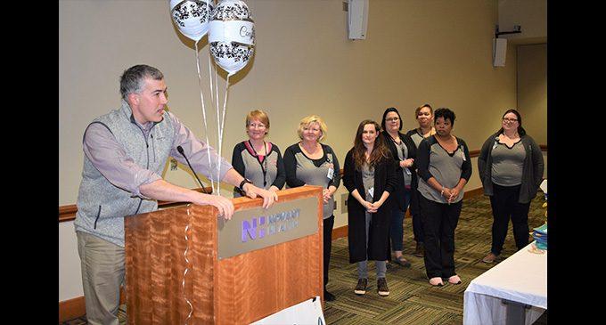 Nurse-Family Partnership holds largest graduation ever