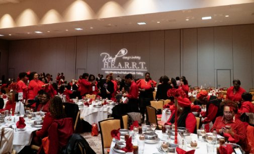 Red H.E.A.R.R.T. event raises  awareness of heart disease