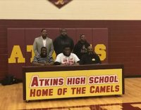 Camel football player gets full ride to college