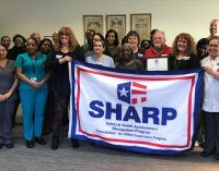 Trinity Glen receives SHARP Award
