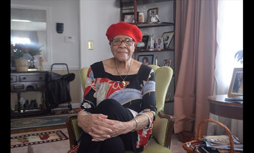 Dr. Virginia Newell still championing equality and education at age 101
