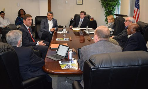 New airport board hears about Aerotropolis Task Force at its first meeting