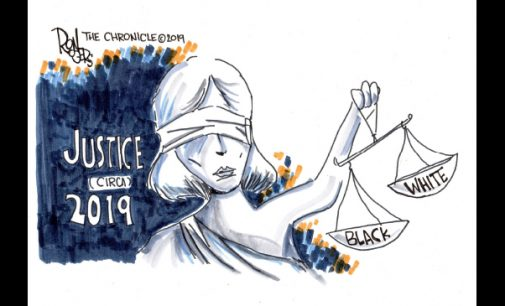 Editoral Cartoon: Justice 2019
