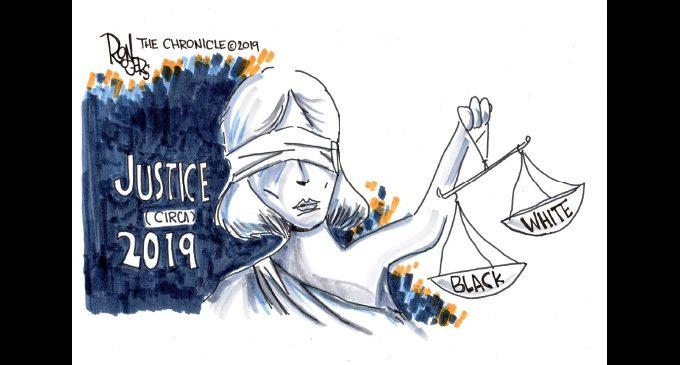 Editoral Cartoon: Justice 2019