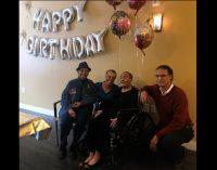 Trinity Glen throws party for Mamie Mixon's 100th birthday