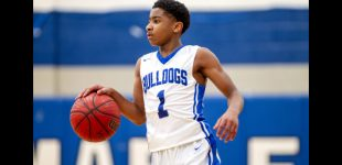 Freshman point guard shines on varsity level