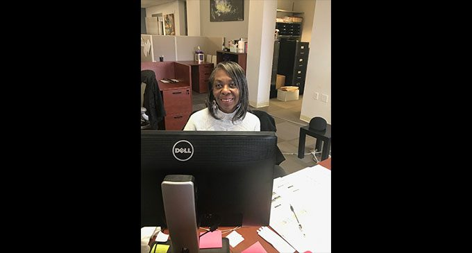 Paulette Moore celebrates 25 years at The Chronicle