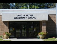 No continued threat at Petree Elementary School