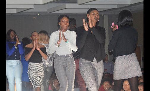 WSSU Career Development Services hosts business fashion show