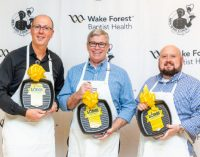Men Who Cook Fundraiser supports SECU Family House