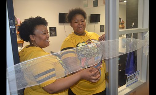 N.C.'s youngest natural hair specialist officially opens salon