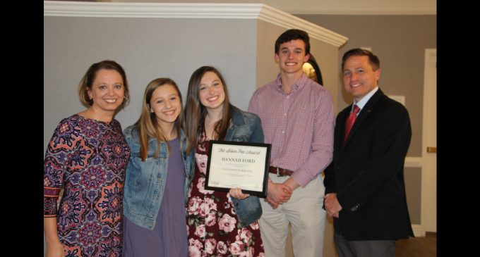 Homestead Hills residents judge Silver Pen Scholarship Competition