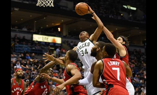 Raptors expose Giannis' offensive limitations