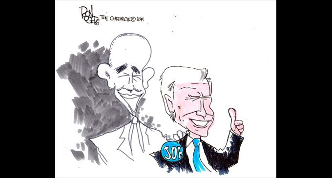 Editorial Cartoon: Joe