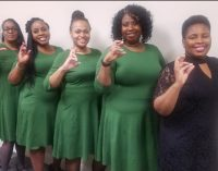 New members welcomed into professional nursing organization