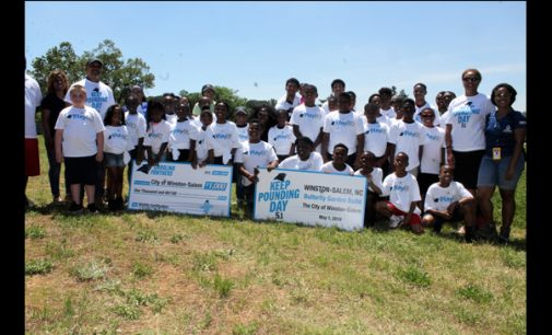 Carolina Panthers invest in local communities