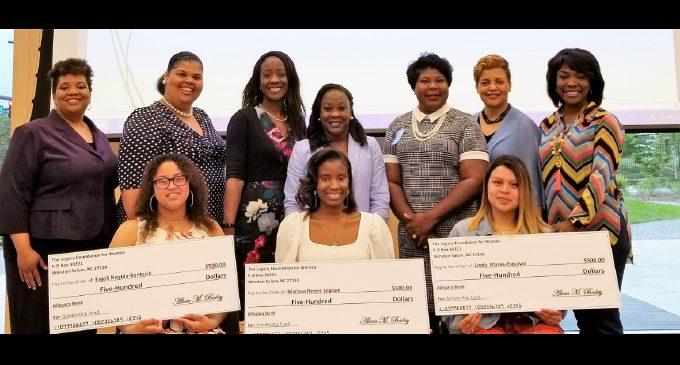 Legacy Foundation awards scholarships