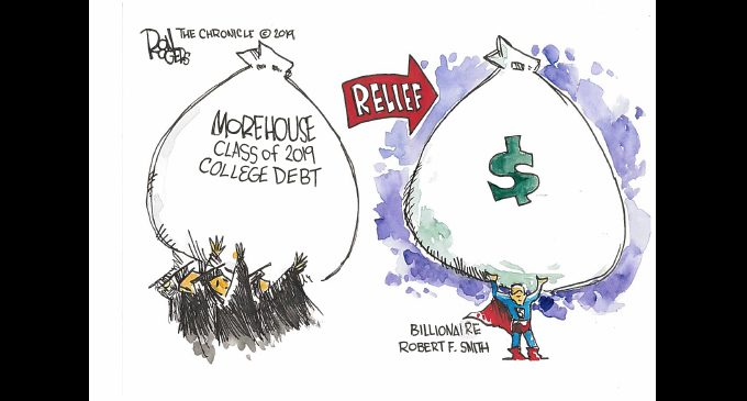 Editorial Cartoon: Morehouse