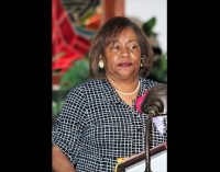 Church holds Mother's Day celebration service
