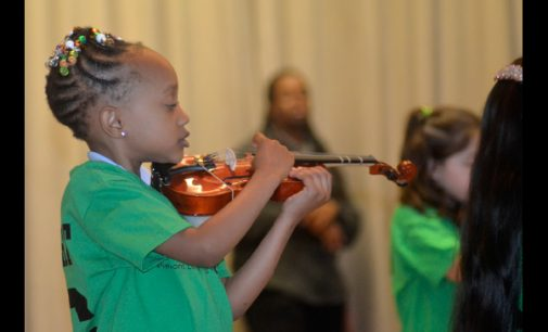 P.L.A.Y. Music program big hit at Easton Elementary
