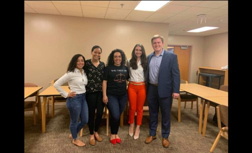 Young Democrats of Forsyth County bridge WSSU and WFU