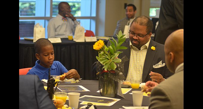 Father's Day Brunch honors fathers, mentors, role models