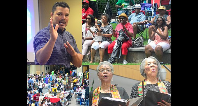 Juneteenth Festival hits home with all ages