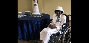 Lenora Cunningham celebrates 100 years of living gracefully