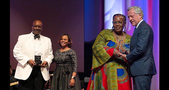 McCaskill, Jones named Man & Woman of the Year
