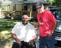 Local church renovates home for veteran