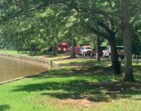 Body found in Winston Lake