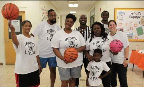 Parent-child teams raise funds for non-profit at the Big & Little Tournament