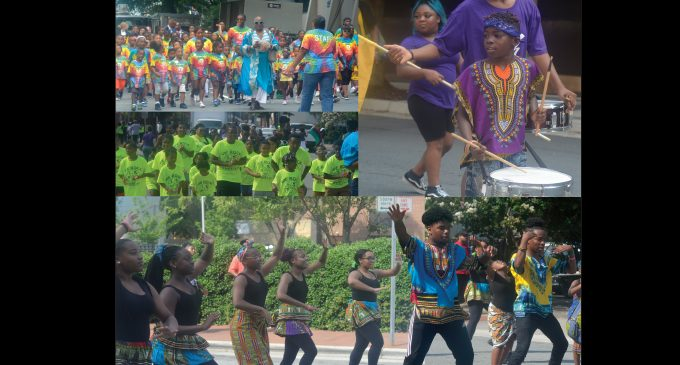 Marching on Black Theatre Holy Ground