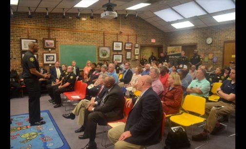 Forsyth County Sheriff's Office holds Quarterly Community Forum