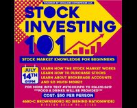 Stock Investing 101 to teach beginners how to become investors