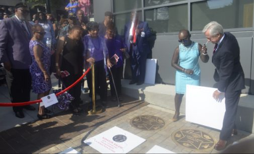 Winston-Salem Walk of Fame unveiled ahead of NBTF