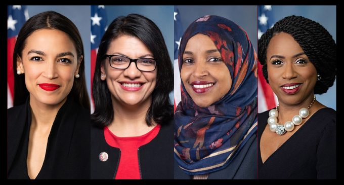 Trump levels racist attack on Congresswomen of color in latest social media rant