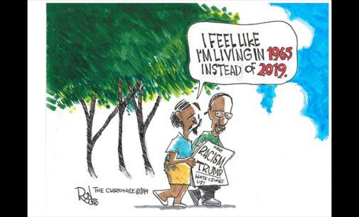 Editorial Cartoon: 1965