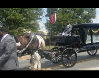 "Community celebrates the life of Julius ""Juice"" Sampson Jr."