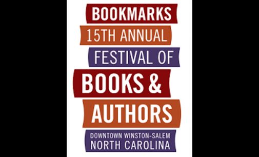Bookmarks Festival of Books and Authors is a mecca for readers and writers