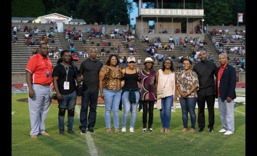 Chronicle staff celebrates 45 years