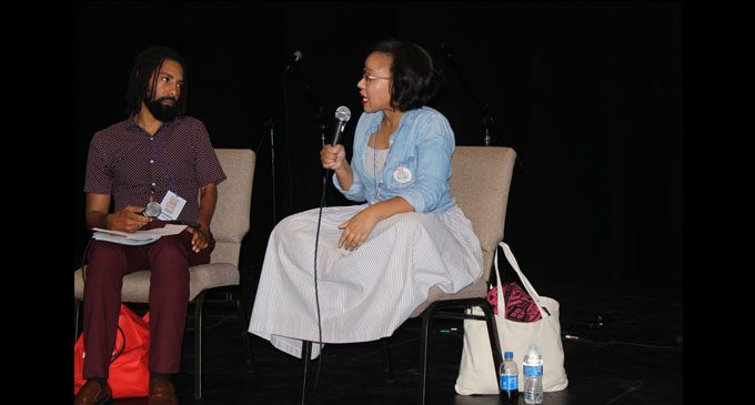 Author Dhonielle Clayton discusses the need for diverse books